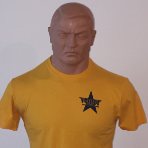 Navy Yellow T-Shirt